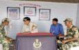 પૂર્વ સાંસદ રતિલાલ વર્મા અને 'આપણું ગુજરાત સાપ્તાહિક'નાં સહતંત્રી ભાવેશ વર્માએ નડાબેટ બોર્ડરની મુલાકાત લીધી