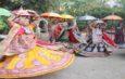 નવરાત્રી ગરબા, SECTOR – 2D, હરિપાર્ક society ગાંધીનગર…..