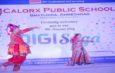 Students of Calorx Public School- Ghatlodiya celebrate Annual Day – 'Digi Saga' on the theme of Digital Learning