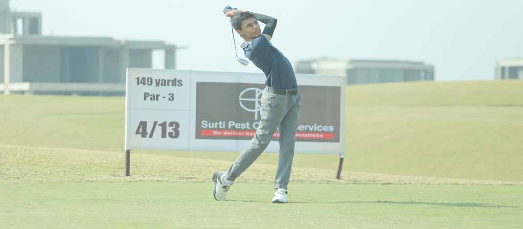 More than 23 junior golfers participate in the 5th Edition of Sports Club – Golf Open 2019